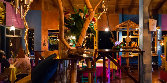 Mystica Restaurant Costa Rica