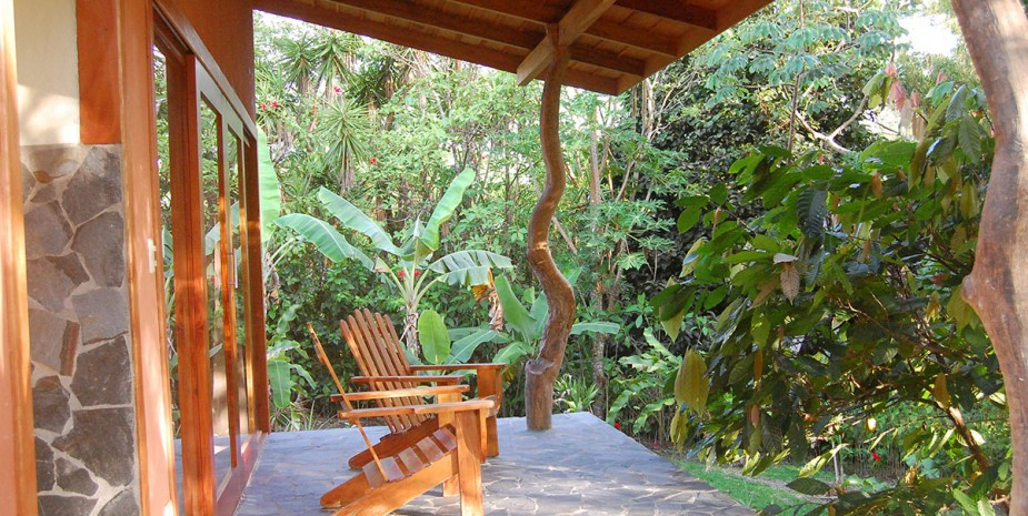 Jungle Cabin in Costa Rica, at Mystica